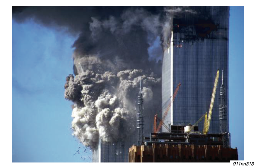 BBC NEWS  Americas  911 third tower mystery solved